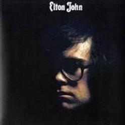 Elton John - Elton John LP (50th Anniversary Gold Vinyl)