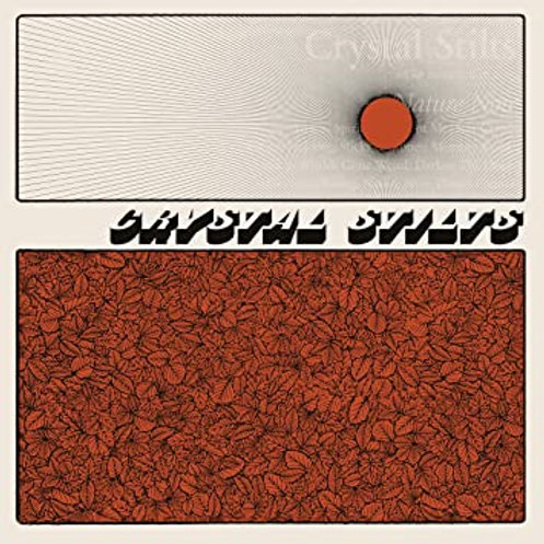 CRYSTAL STILTS - NATURE NOIR CD