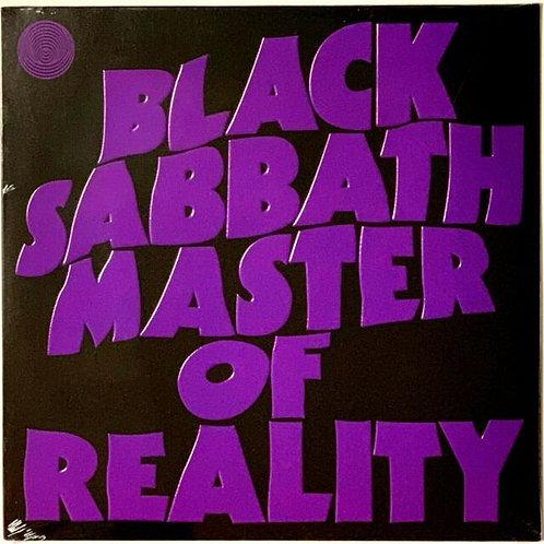 Black Sabbath - Master Of Reality LP (UK Import)