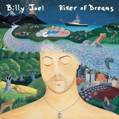 BILLY JOEL - RIVER OF DREAMS CD