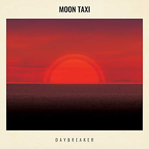 MOON TAXI - DAYBREAKER CD