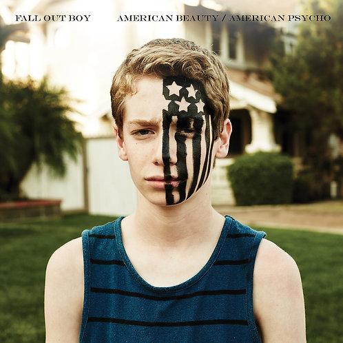 FALL OUT BOY - AMERICAN BEAUTY/AMERICAN PSYCHO CD