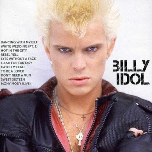 BILLY IDOL - ICON CD