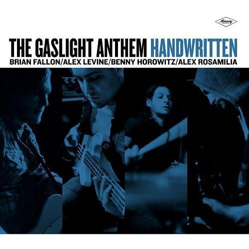 THE GASLIGHT ANTHEM - HANDWRITTEN CD