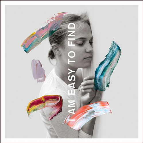 The National - I Am Easy To Find LP (Indie Exclusive Clear Vinyl)