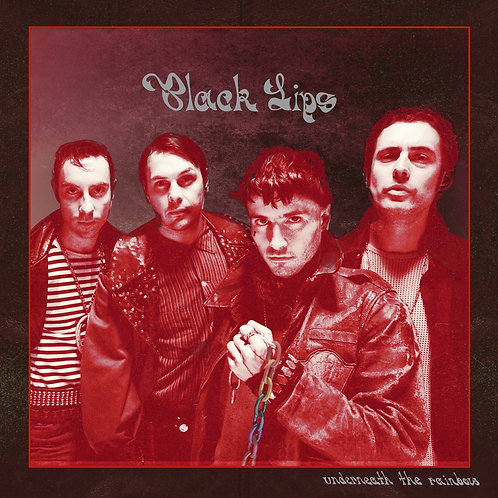 BLACK LIPS - UNDERNEATH THE RAINBOWS CD