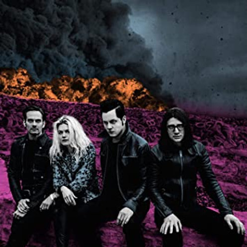 THE DEAD WEATHER - DODGE AND BURN CD