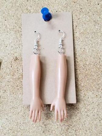 Barbie Arm Earrings