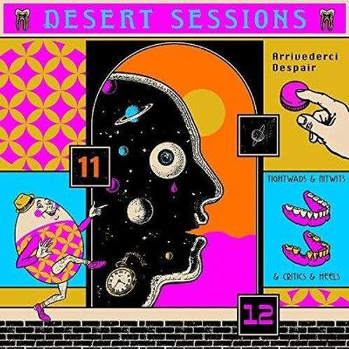 Desert Sessions - Vol. 11 & 12 Vinyl