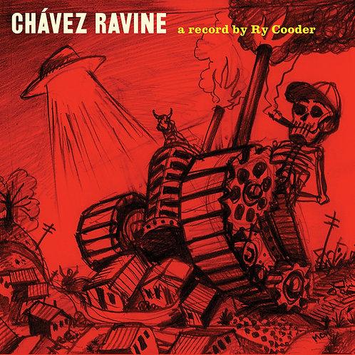 CHÁVEZ RAVINE - A RECORD BY RY COODER CD