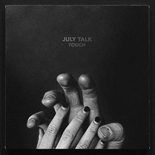 JULY TALK - TOUCH CD
