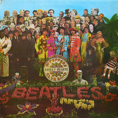 The Beatles - Sgt. Pepper's Lonely Hearts Club Band Vinyl