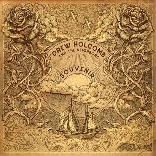 DREW HOLCOMB AND THE NEIGHBORS - SOUVENIR CD
