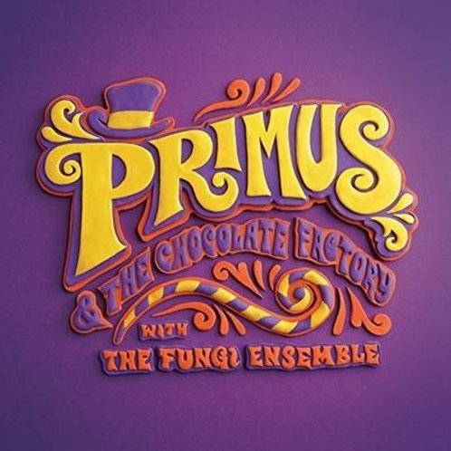 PRIMUS - PRIMUS & THE CHOCOLATE FACTORY WITH THE FUNGI ENSEMBLE CD
