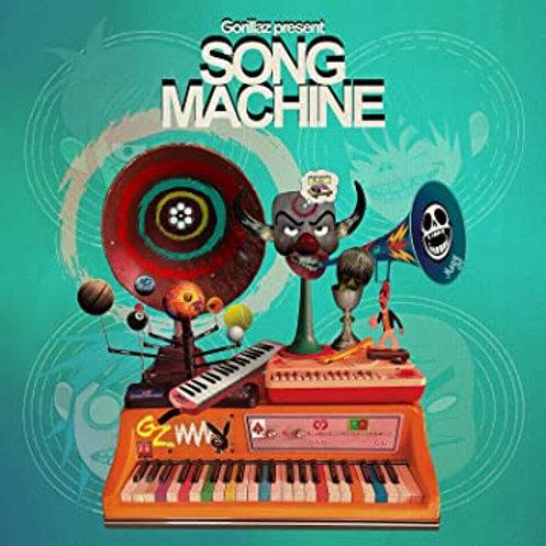 Gorillaz - Song Machine Season One LP (Indie Exclusive Orange Vinyl)