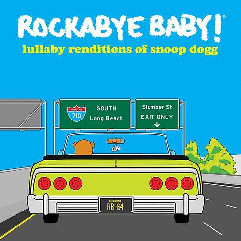 Rockabye Baby! Lullaby Renditions Of Snoop Dogg Vinyl