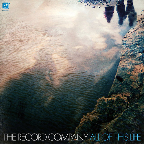The Record Company - All Of This Life  Indie Exclusive Blue Vinyl