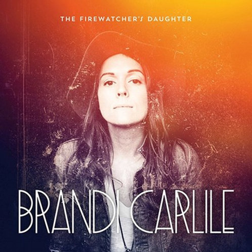 Brandi Carlile - The Firewatcher's Daughter LP (White Vinyl)