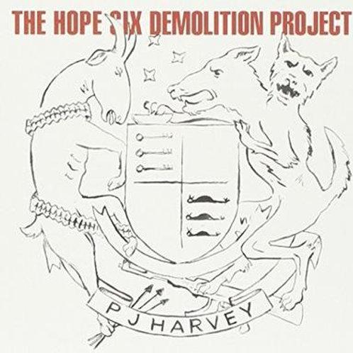 PJ HARVEY - THE HOPE SIX DEMOLITION PROJECT CD