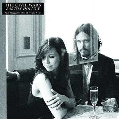BARTON HOLLOW - THE CIVIL WARS CD