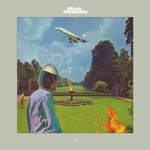 Black Mountain - IV Limited Edition White Vinyl