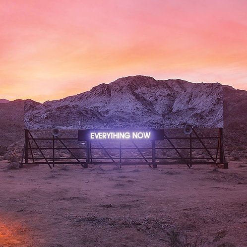 ARCADE FIRE - EVERYTHING NOW CD