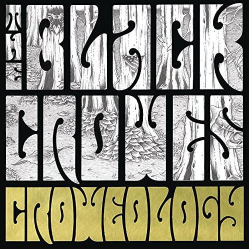 The Black Crowes - Croweology LP (Indie Exclusive 10th Anniversary Gold Vinyl)