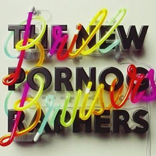 THE NEW PRONOGRAPHERS - BRILL BRUISERS CD