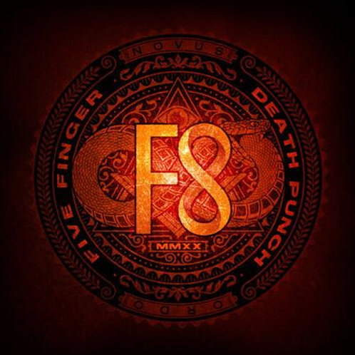 FIVE FINGER DEATH PUNCH - F8 CD
