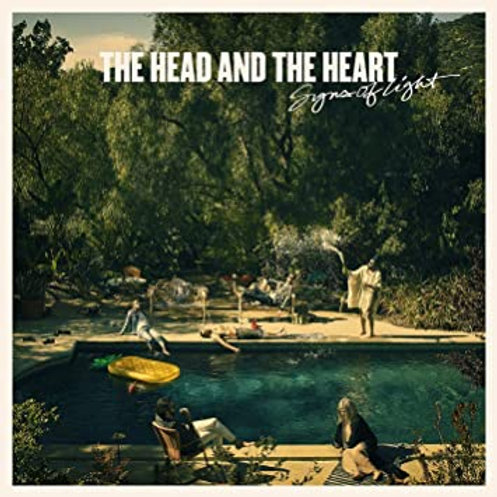 THE HEAD AND THE HEART - SIGNS OF LIGHT CD