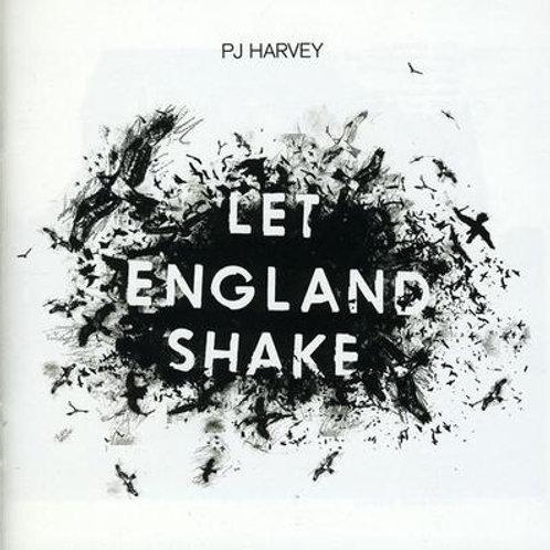 PJ HARVEY - LET ENGLAND SHAKE CD