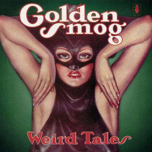 Golden Smog - Weird Tales 20th Anniversary Green Vinyl With Etching