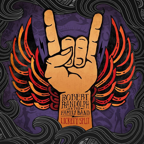Robert Randolph & The Family Band - Lickety Split CD