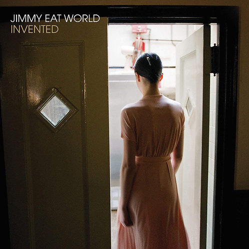 JIMMY EAT WORLD - INVENTED CD
