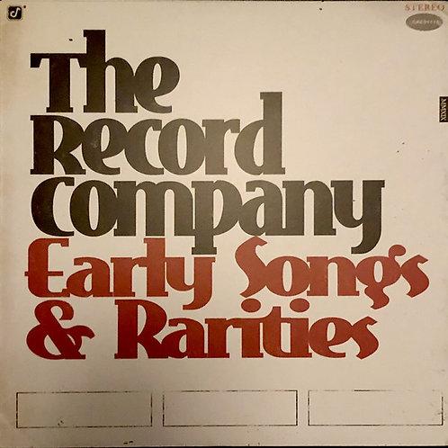 The Record Company - Early Songs & Rarities Vinyl