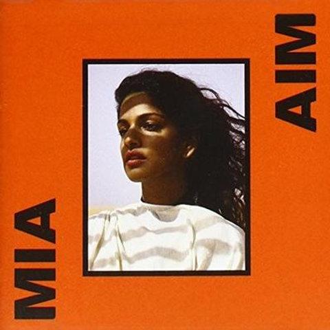 M.I.A - AIM CD