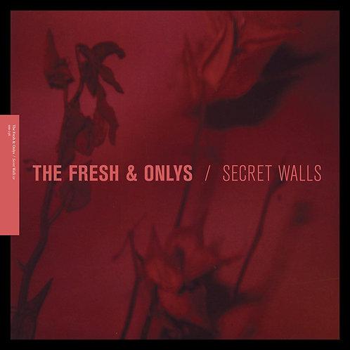THE FRESH & ONLYS - SECRET WALLS CD