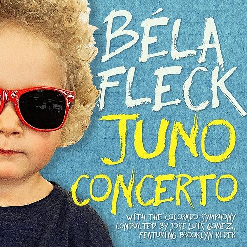 BÉLA FLECK - JUNO CONCERTO CD
