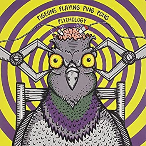 PIGEONS PLAYING PING PONG - PSYCHOLOGY CD