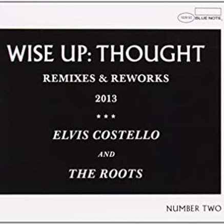 ELVIS COSTELLO AND THE ROOTS - WISE UP: THOUGHT CD