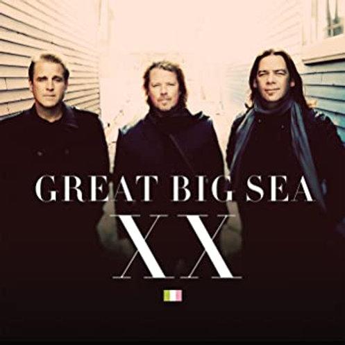 GREAT BIG SEA - XX CD