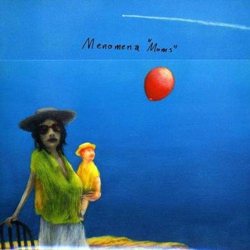 "MENOMENA - ""MOMS"" CD"