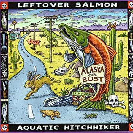 LEFTOVER SALMON - AQUATIC HITCHHIKER CD
