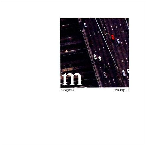 MOGWAI - TEN RAPID CD
