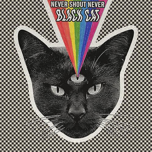 NEVER SHOUT NEVER - BLACK CAT CD