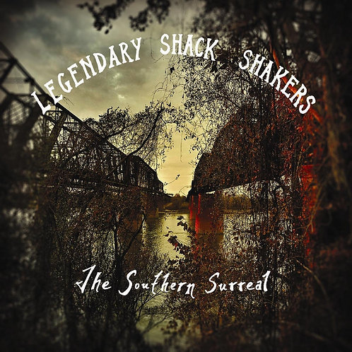 LEGENDARY SNACK SHAKERS - THE SOUTHERN SURREAL CD