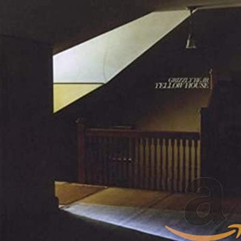 GRIZZLY BEAR - YELLOW HORSE CD
