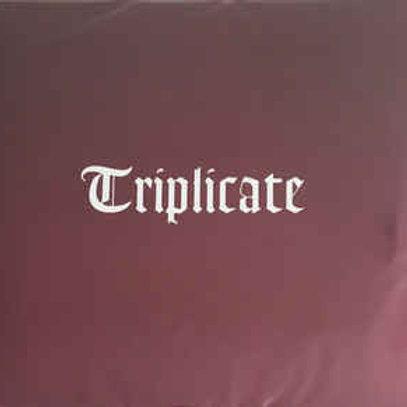 BOB DYLAN - TRIPLICATE CD