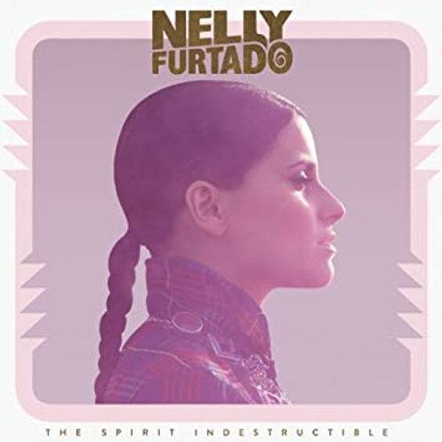 NELLY FURTADO - THE SPIRIT INDESTRUCTIBLE CD