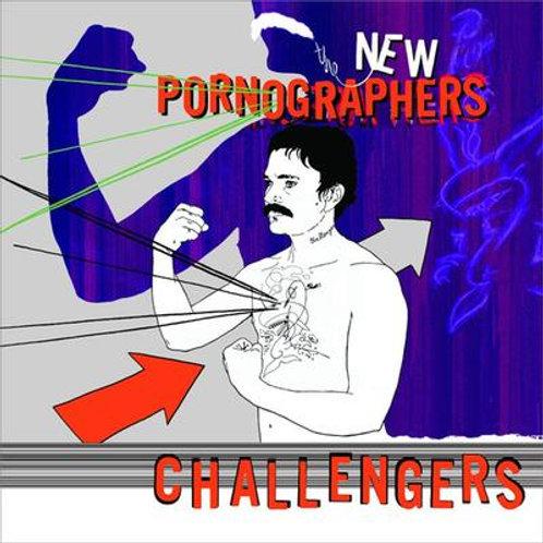 THE NEW PORNOGRAPHERS - CHALLENGERS CD